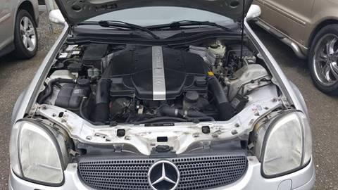 2003 Mercedes-Benz SLK for sale in Lynden, WA