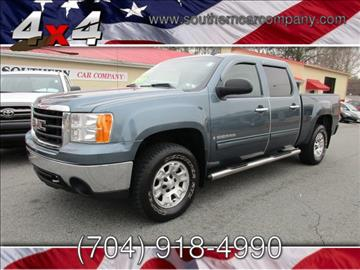 2007 GMC Sierra 1500 for sale in Concord, NC