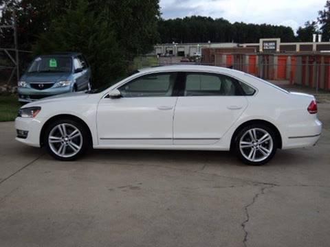 2012 Volkswagen Passat for sale in Wake Forest, NC