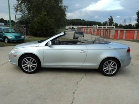 2008 Volkswagen Eos for sale in Wake Forest, NC