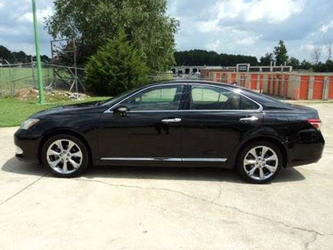2012 Lexus ES 350 for sale in Wake Forest, NC