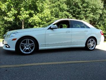 2011 Mercedes-Benz E-Class for sale in Wake Forest, NC