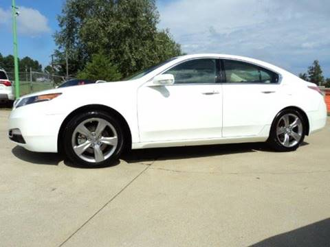2012 Acura TL for sale in Wake Forest, NC