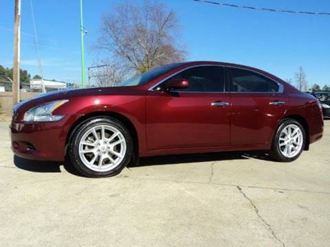 2009 Nissan Maxima for sale in Wake Forest, NC