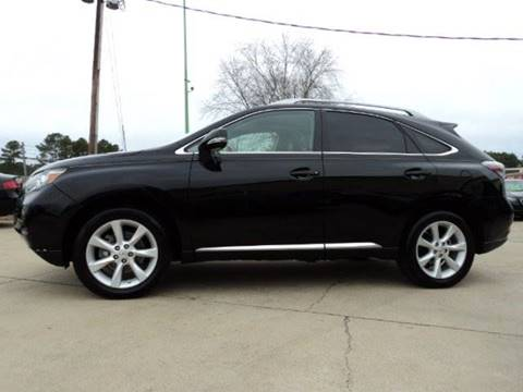 2010 Lexus RX 350 for sale in Wake Forest, NC