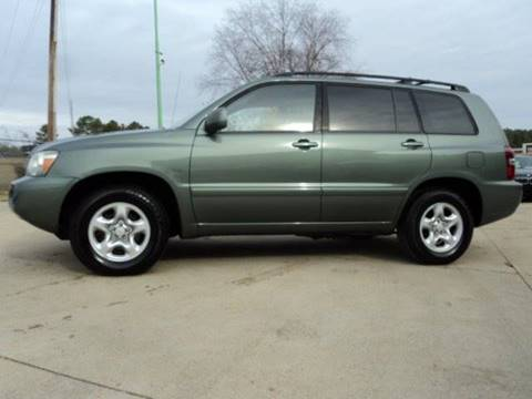 2004 Toyota Highlander for sale in Wake Forest, NC