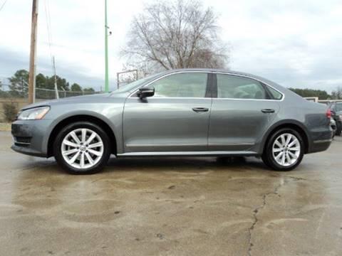 2013 Volkswagen Passat for sale in Wake Forest, NC