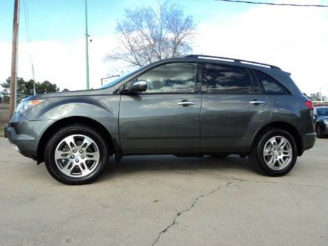 2007 Acura MDX for sale in Wake Forest, NC