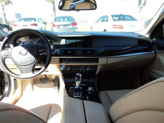 2012 BMW 5 Series 528i 4dr Sedan - Wake Forest NC