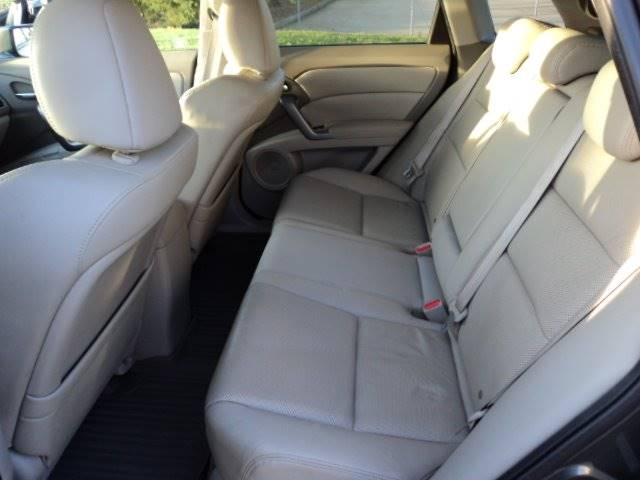 2011 Acura RDX 4dr SUV w/Technology Package - Wake Forest NC