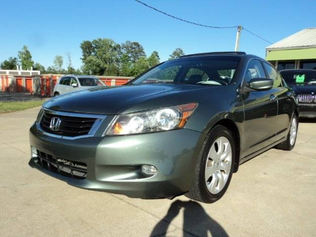 2008 Honda Accord EX-L V6 4dr Sedan 5A - Wake Forest NC