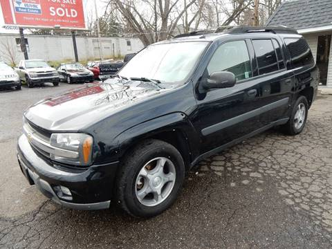 2005 Chevrolet TrailBlazer EXT for sale in Wadsworth, OH