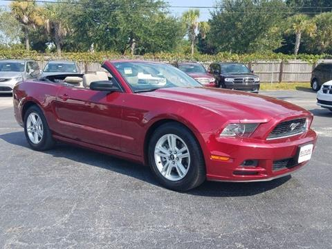 2014 Ford Mustang for sale in Beaufort, SC