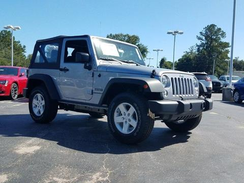 2017 Jeep Wrangler for sale in Beaufort, SC