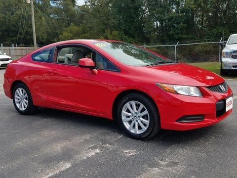 2012 Honda Civic for sale in Beaufort, SC