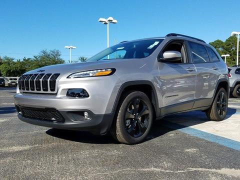 2018 Jeep Cherokee for sale in Beaufort, SC