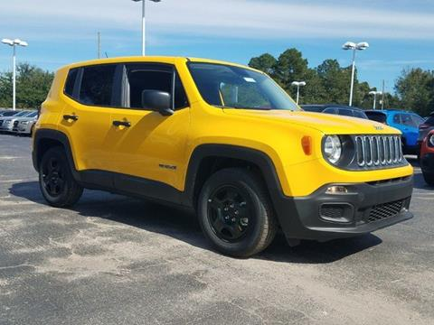 2017 Jeep Renegade for sale in Beaufort, SC