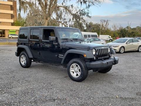 2017 Jeep Wrangler Unlimited for sale in Beaufort, SC