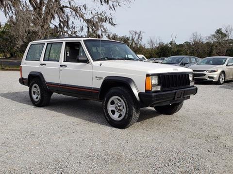 1996 Jeep Cherokee for sale in Beaufort, SC