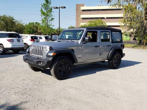 2018 Jeep Wrangler Unlimited for sale in Beaufort, SC
