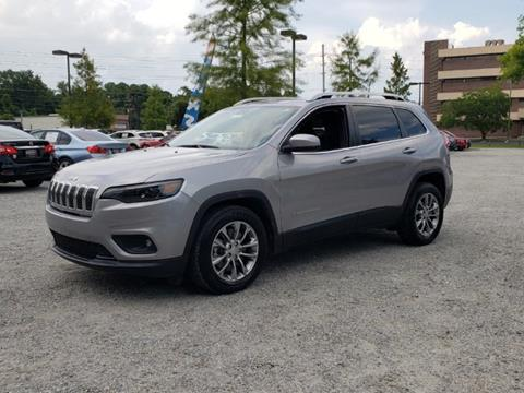 2019 Jeep Cherokee for sale in Beaufort, SC