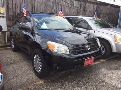 2007 Toyota RAV4 for sale at JORGE'S MECHANIC SHOP & AUTO SALES in Houston TX