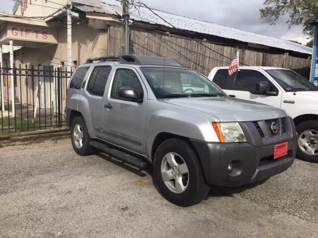 2007 Nissan Xterra for sale at JORGE'S MECHANIC SHOP & AUTO SALES in Houston TX