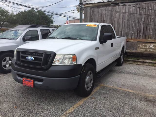 2008 Ford F-150 for sale at JORGE'S MECHANIC SHOP & AUTO SALES in Houston TX
