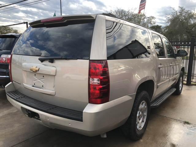 Suv Auto Sales Houston Tx: 2007 Chevrolet Suburban LT 1500 4dr SUV In Houston TX