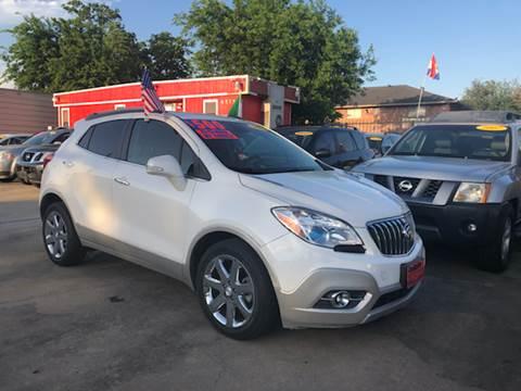 2014 Buick Encore for sale at JORGE'S MECHANIC SHOP & AUTO SALES in Houston TX
