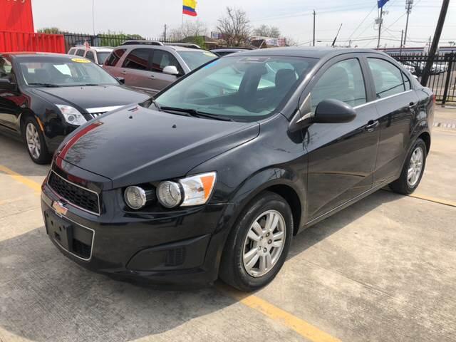 2014 Chevrolet Sonic LT Auto 4dr Sedan In Houston TX