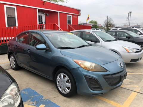 2011 Mazda MAZDA3 for sale at JORGE'S MECHANIC SHOP & AUTO SALES in Houston TX