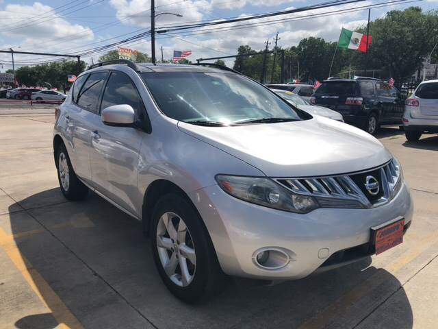 2010 Nissan Murano for sale at JORGE'S MECHANIC SHOP & AUTO SALES in Houston TX