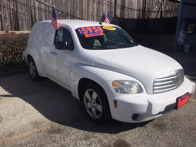 2007 Chevrolet HHR for sale at JORGE'S MECHANIC SHOP & AUTO SALES in Houston TX