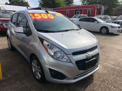 2015 Chevrolet Spark for sale at JORGE'S MECHANIC SHOP & AUTO SALES in Houston TX