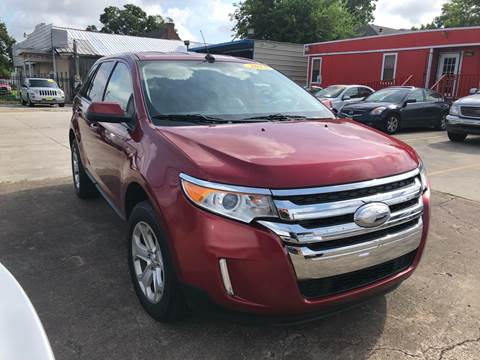 2013 Ford Edge for sale at JORGE'S MECHANIC SHOP & AUTO SALES in Houston TX
