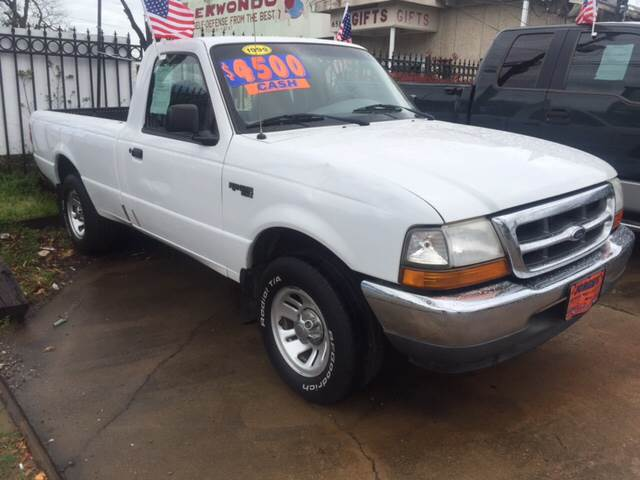 1999 Ford Ranger for sale at JORGE'S MECHANIC SHOP & AUTO SALES in Houston TX