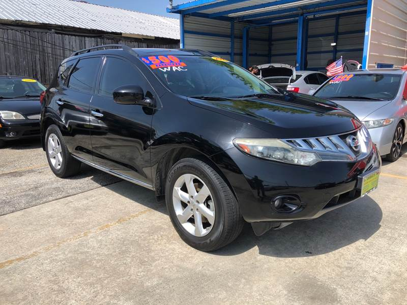 2009 Nissan Murano for sale at JORGE'S MECHANIC SHOP & AUTO SALES in Houston TX