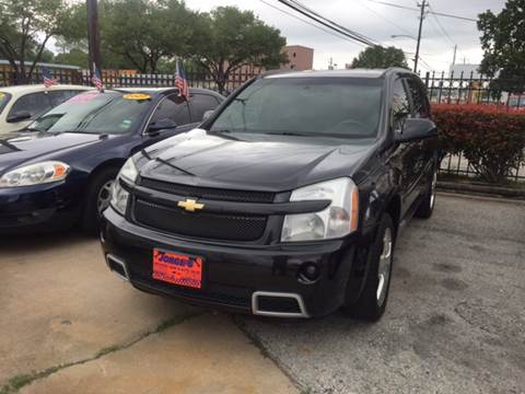 2008 Chevrolet Equinox for sale at JORGE'S MECHANIC SHOP & AUTO SALES in Houston TX