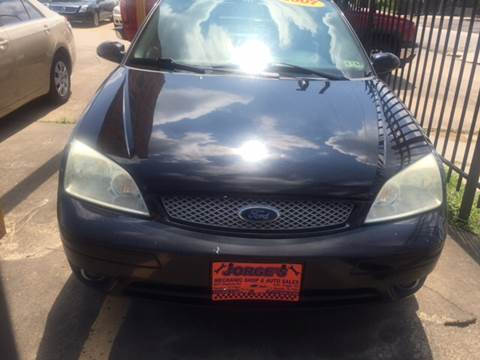 2007 Ford Focus for sale in Houston, TX