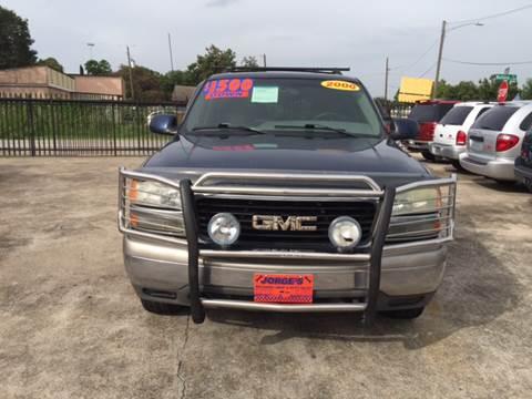 2000 GMC Yukon XL for sale in Houston, TX