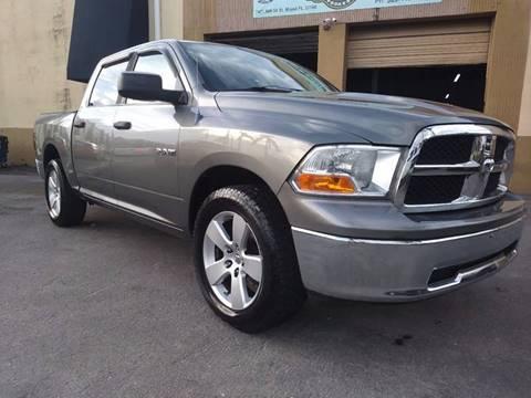 2009 Dodge Ram Pickup 1500 for sale in Miami, FL