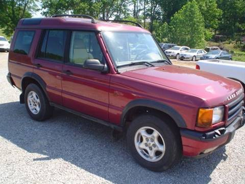 2000 Land Rover Discovery Series II for sale in Sweetwater, TN