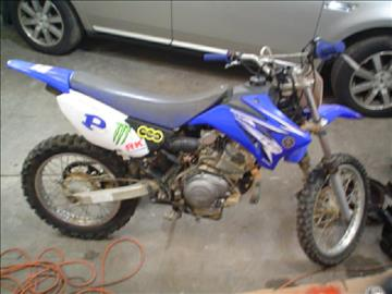 2012 Yamaha 125 TTR for sale in Sweetwater, TN