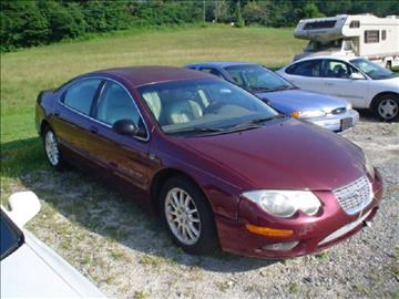 2001 Chrysler 300M for sale in Sweetwater, TN