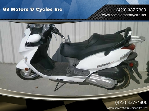 2008 Kymco Grand Vista for sale in Sweetwater, TN