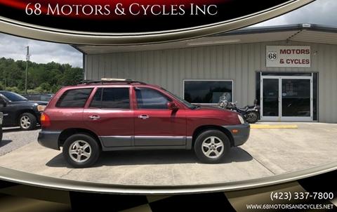 2001 Hyundai Santa Fe for sale in Sweetwater, TN