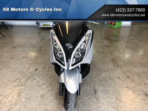 2012 Kymco Downtown300 for sale in Sweetwater, TN