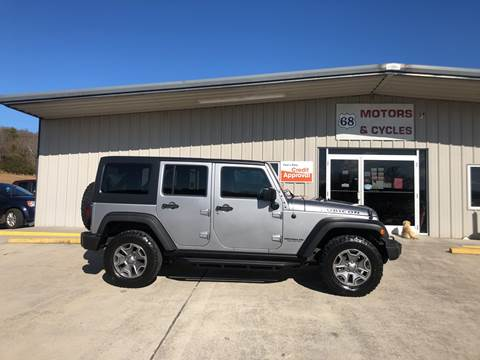 2016 Jeep Wrangler Unlimited for sale in Sweetwater, TN