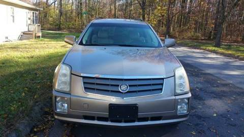 2004 Cadillac SRX for sale at IMPORT AUTO SOLUTIONS, INC. in Greensboro NC